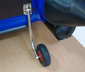 Транцевые колеса (шасси)